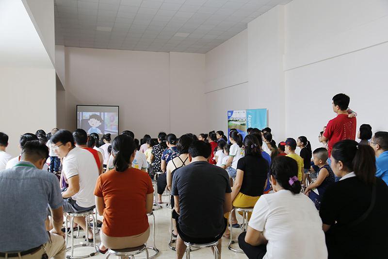 Tọa đàm chất lượng không khí cho cư dân tại EcoHome Phúc Lợi