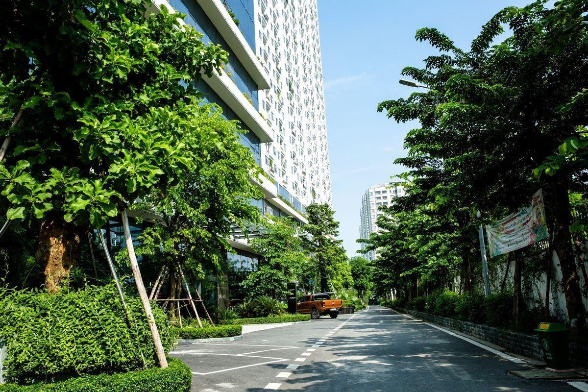 Chuyện kĩ thuật tòa nhà tại Ecolife
